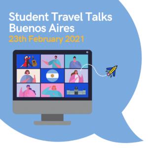 buenos aires Student Travel Talks - studenttraveltips.co.uk1